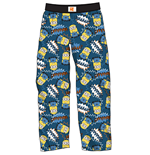 Despicable Me Lounge Pants Minions Whaaa