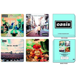 Oasis 4 Coasters Set - Mixed Designs