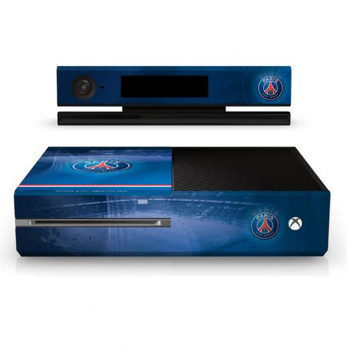 Paris Saint Germain F.C. Xbox One Console Skin