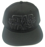 Star Wars The Force Awakens Hat Tonal Logo
