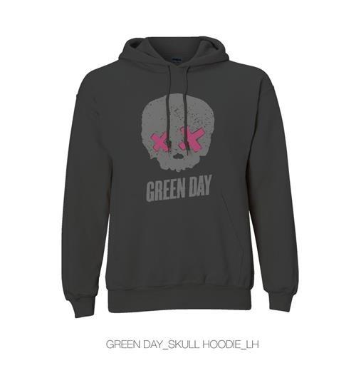 Green Day Men's Hooded Top: Grayskull