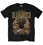 Five Finger Death Punch Men's Tee: Sgt. Major