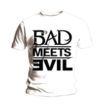 Eminem Men's Tee: Bad Meets Evil