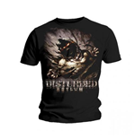 Disturbed Men's Tee: Asylum