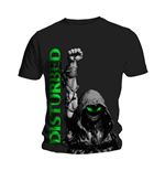 Disturbed Men's Tee: Up Your Fist