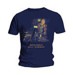 David Bowie Men's Tee: Ziggy Stardust