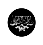 Danzig Back Patch: Classic Skull