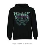 Bullet for my Valentine Men's Hooded Top: Crown of Roses