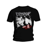 Bullet for my Valentine Men's Tee: Temper Temper Kiss
