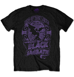 Black Sabbath Men's Tee: Lord of this world