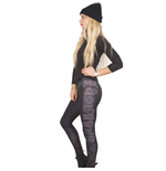 Black Sabbath Fashion Leggings: Celtic Logo