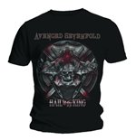 Avenged Sevenfold Men's Tee: Battle Armour