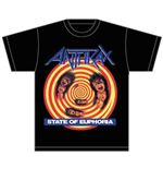 Anthrax Men's Tee: State of Euphoria