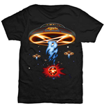 Anthrax Men's Tee: Anthems Smoking