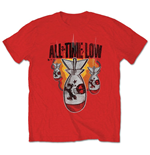 All Time Low Men's Vest Tee: Da Bomb