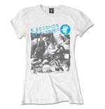 5 Seconds of Summer Women's Tee: Live Collage