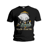 Family Guy Men's Tee: Stewie Trust
