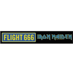 Iron Maiden Super Strip: Flight 666