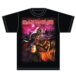 Iron Maiden Men's Tee: Transylvania