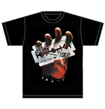 Judas Priest Men's Tee: British Steel