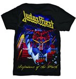 Judas Priest Men's Tee: Defender of the Faith