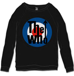 The Who Men's Sweatshirt: Target Classic
