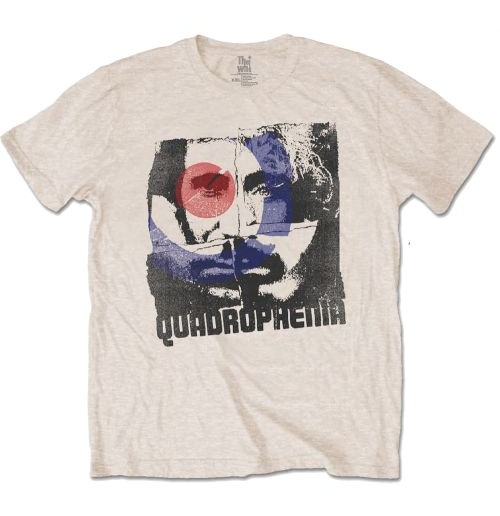 The Who Men's Tee: Four Square