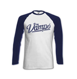 The Vamps Women's Raglan/Baseball Tee: Simpson