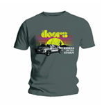 The Doors Men's Tee: Riders