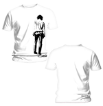 The Doors Men's Back Print Tee: Solitary