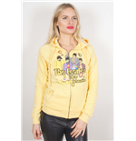 The Beatles Women's Hooded Top: Sub Band