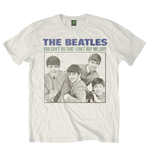 The Beatles Men's Tee: You can't do that