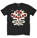 The Beatles Men's Tee: Hey Jude/Revolution