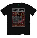 The Beatles Men's Tee: Live in Liverpool