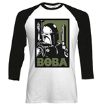 Star Wars Raglan/Baseball Tee: Boba Block