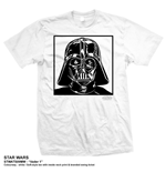 Star Wars Men's Tee: Vadar 1.