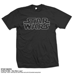 Star Wars Men's Tee: Logo
