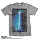 Star Wars Men's Tee: ROTJ Sabre