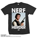 Star Wars Men's Tee: Nerf Herder