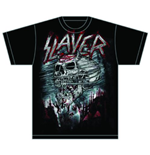 Slayer Men's Tee: Demon Storm