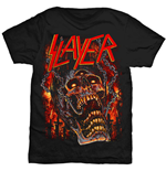 Slayer Men's Tee: Meat hooks