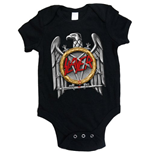 Slayer Baby Grow: Silver Eagle