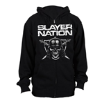 Slayer Men's Hooded Top: Slayer Nation
