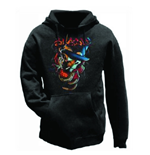 Slash Men's Hooded Top: Smoker