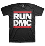 Run DMC Men's Tee: Logo