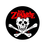 Rob Zombie Back Patch: Dead Return