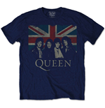 Queen Men's Tee: Union Jack