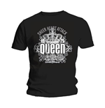 Queen Men's Tee: Sheer Heart Attack