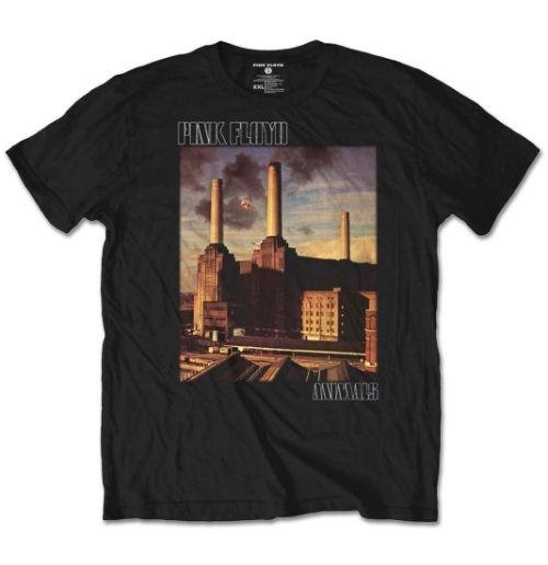 Pink Floyd Men's Tee: Animals Album
