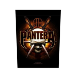 Pantera Back Patch: Skull Knives